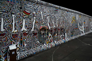 East Side Gallerie Berlin