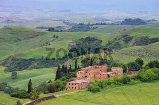 Toskana Dorf - Tuscany village 05