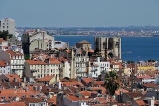 Kathedrale Sé in der Alfama, Lissabon