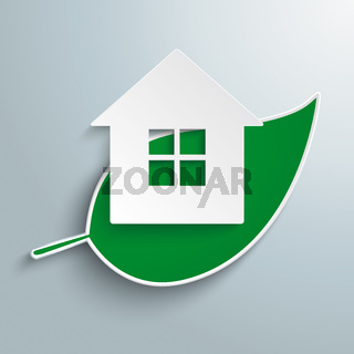 Green Leave House PiAd