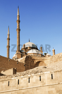 citadel of cairo in egypt