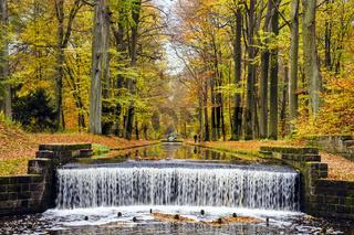 24 Wasserspruenge, Schlosspark Ludwigslust