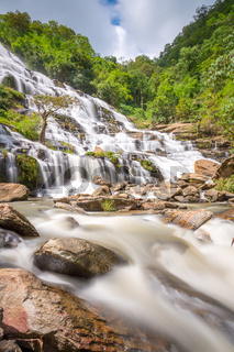 Maeya Waterfall Thailand