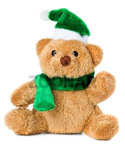 teddy bear christmas toy