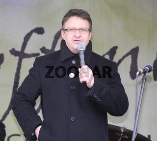 Detlef Gürth, Landtagspräsident Sachsen-Anhalt
