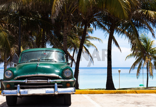 Kuba amerikanischer Oldtimer 2