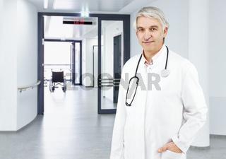 Arzt Hintergrund weiß