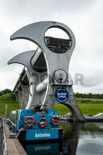 Falkirk Wheel Scottland