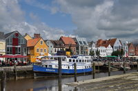 Alter Hafen in Husum