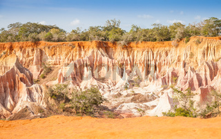 Marafa Canyon - Kenya