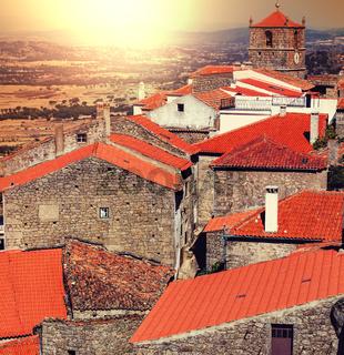 Spain village