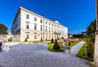 Schloss Mirabell und Mirabellgarten