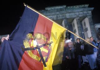 Wiedervereinigungsfeier Berlin