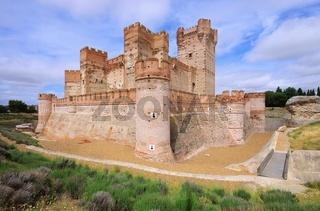 Castillo de la Mota 09
