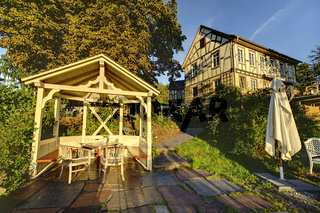 Guenderode-Haus, Oberwesel, Rheinland-Pfalz
