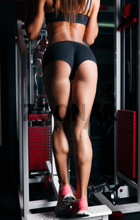 fitness buttocks