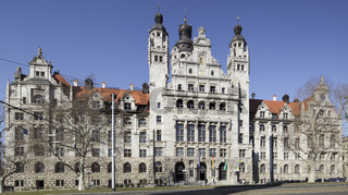 Neues Rathaus, Leipzig