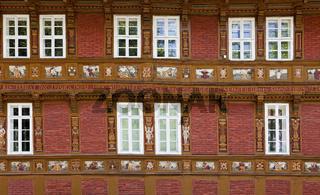 Alfeld, Old Latin School, Germany
