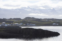 Hafeneinfahrt, Djúpivogur, Island