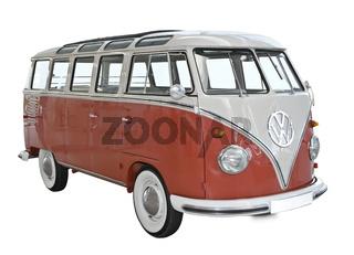 Alter VW-Bus