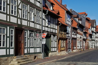 Hildesheim - Straße 'Brühl'