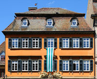 Schwäbisch Hall Sibylla Egen Haus