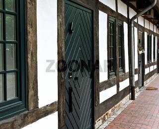 Fachwerkhaus in Rinteln, Niedersachsen