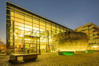 Friedrichshafen | Medienhaus | Bodensee