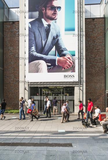_hugo boss_ outlet store, metzingen