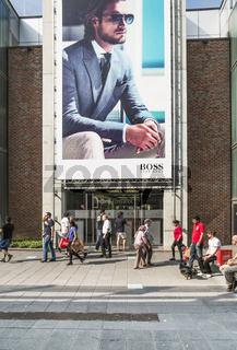 _hugo boss_ outlet store, metzingen
