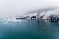 Hornsund, Spitzbergen, Norwegen