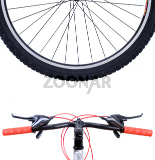 wheel mountain bike