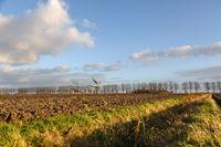 Spätnachmittag in Ostfriesland