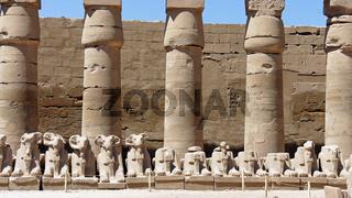tempel von karnak