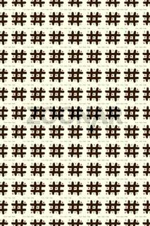 Muster Tic-Tac-Toe