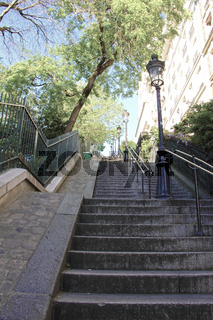 Stairs to Sacre-Coeu