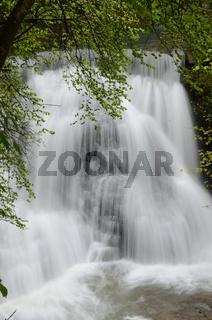 Wasserfall an der Starzel