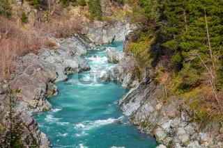 Elk Creek in Kalifornien