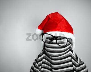 strange Santa Claus