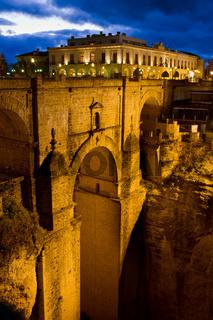 New Bridge in Ronda