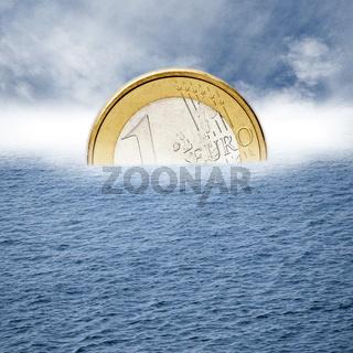 Der Euro geht unter