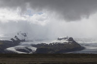 Gletscher, Skaftafell Nationalpark, Island