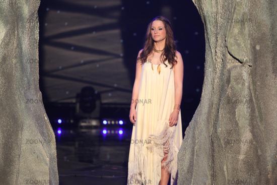 Foto Sängerin Oonagh Senta Sofia Delliponti Bei Das Große Fest