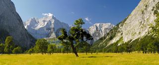 Großer Ahornboden im Karwendelgebirge