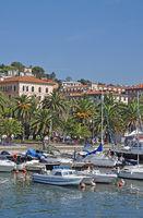 Hafen in La Spezia