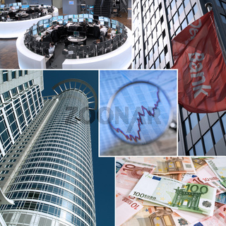 Finanzen und Börse