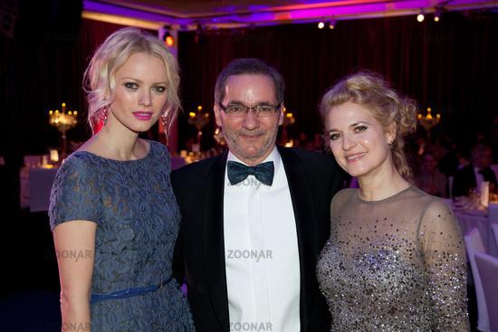 Foto Franziska Knuppe Matthias Platzeck Und Ehefrau Jeanette