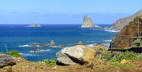 Nordostküste von Teneriffa