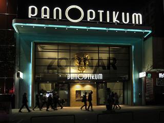 Panoptikum in Hamburg St. Pauli Reeperbahn