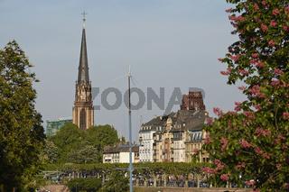 Frankfurt - Dreikönigskirche